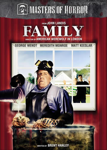 MASTERS OF HORROR:FAMILY BY WENDT,GEORGE (DVD)